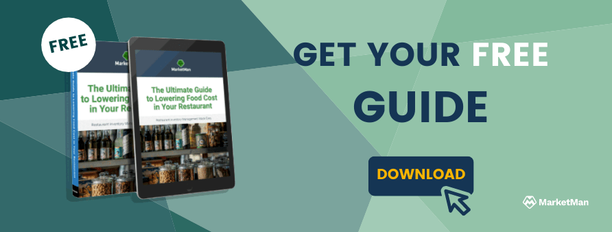 Ultimate Guide to Lowering Food Costs Downloadable Ebook