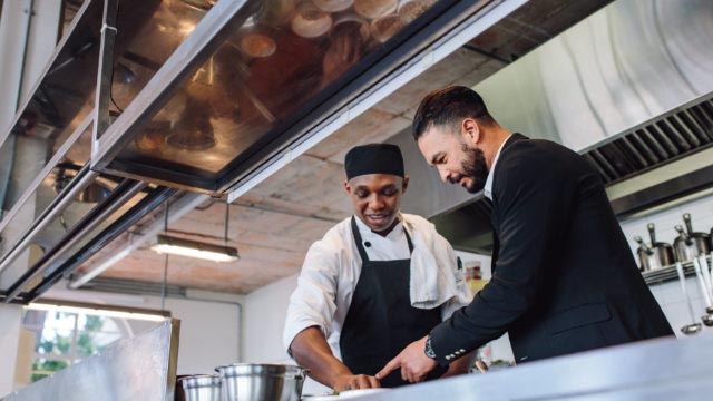 Improve your restaurants profits by adjusting your menu