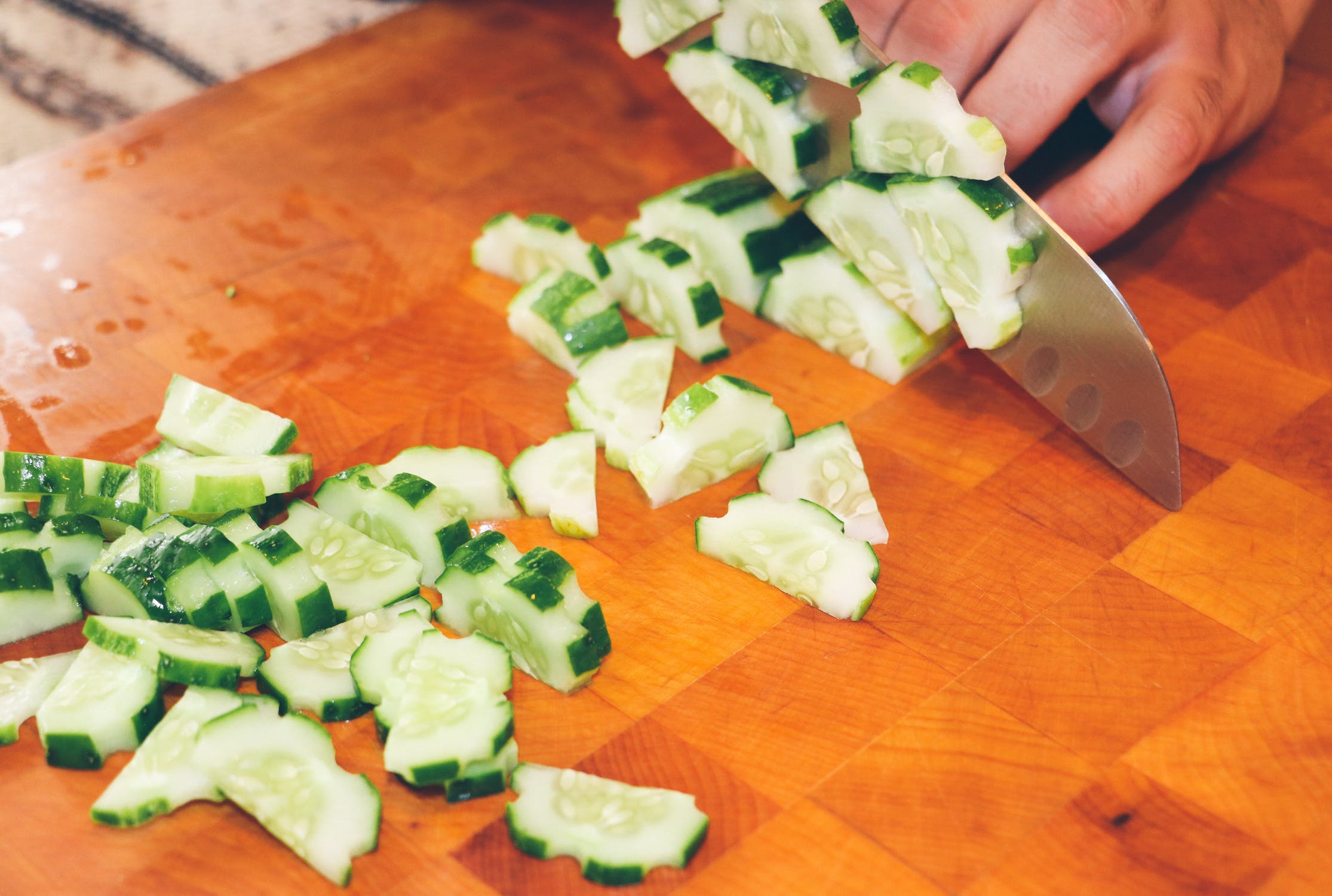 cucumber-chopping