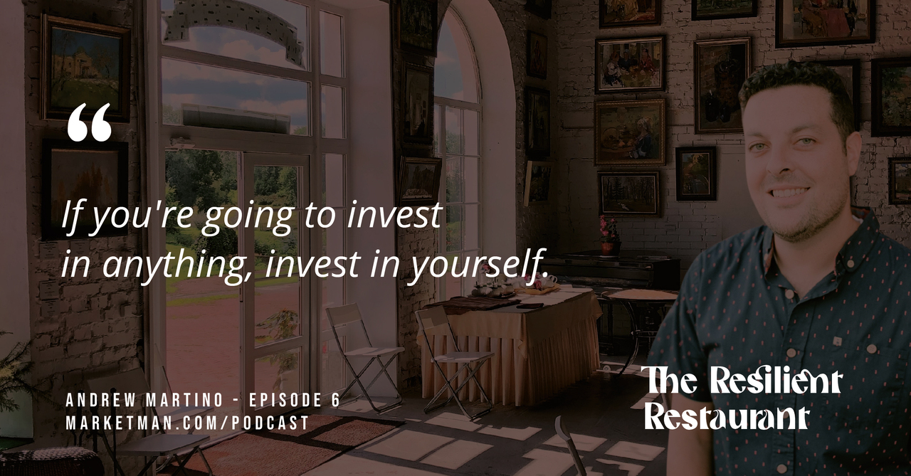 Andrew-Martino-quote-investing-in-yourself