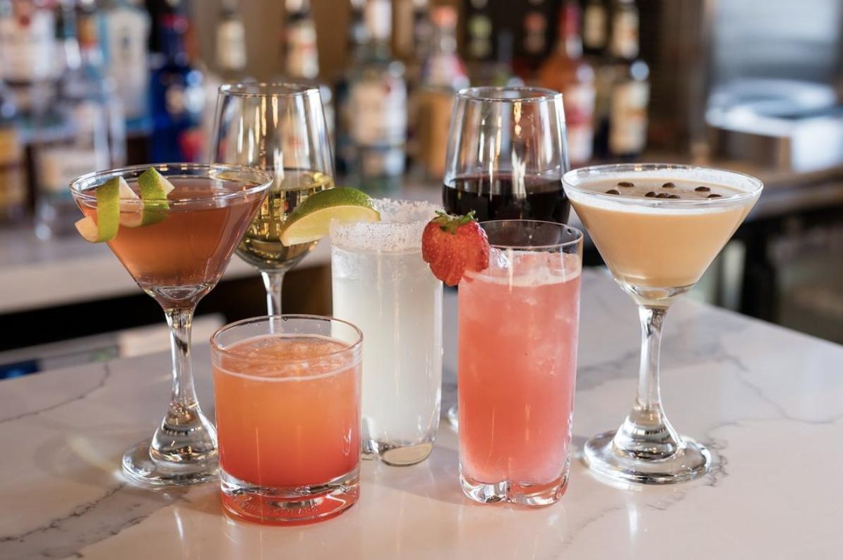 Long Shot at BearX Cocktails