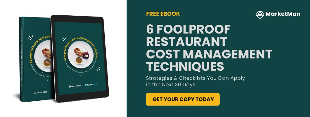 Download 6 Foolproof Restaurant Cost Management Techniques